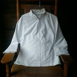Chico's Como Park LS, jacket, size 3, (xl)NWT